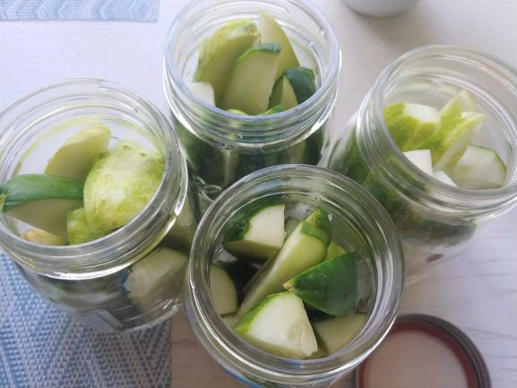refrigerator dill pickle recipe